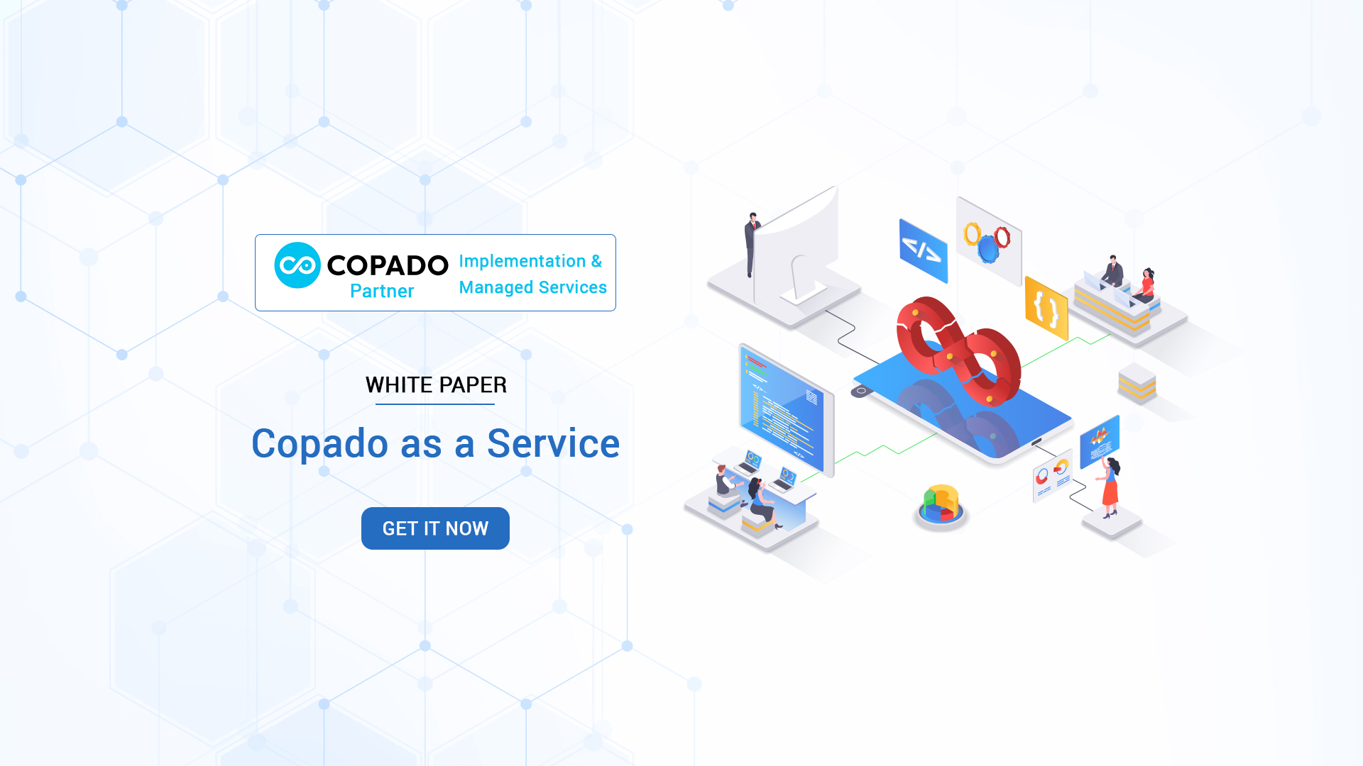 Copado as a service