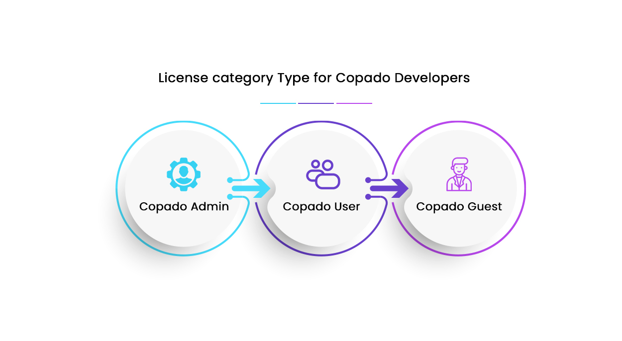 License category Type for Copado Developers