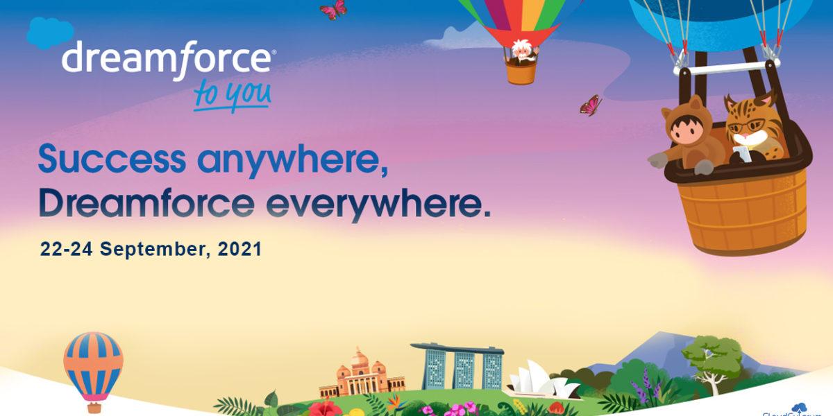 Dreamforce–2021 – Latest Developments & Announcements